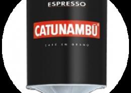 Catunambu koffie - koffiebonen, blik 3 kg