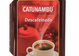 Catunambu koffie - gemalen koffie, decafeinado 250 gr