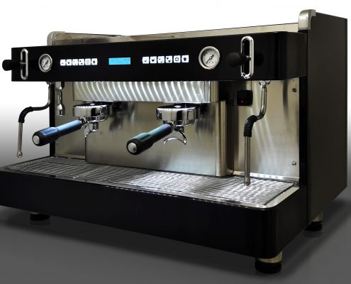 Professionele koffiemachine, de nieuwe La Rocca